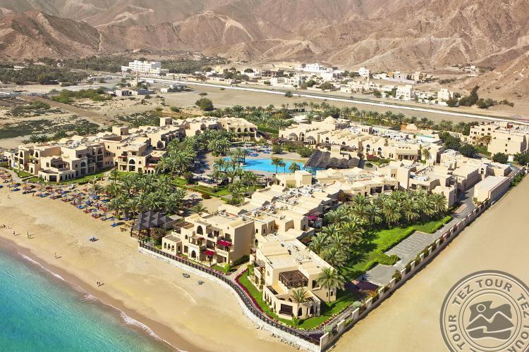 Miramar Al Aqah Beach Resort 5 * - Fudžeira, AAE